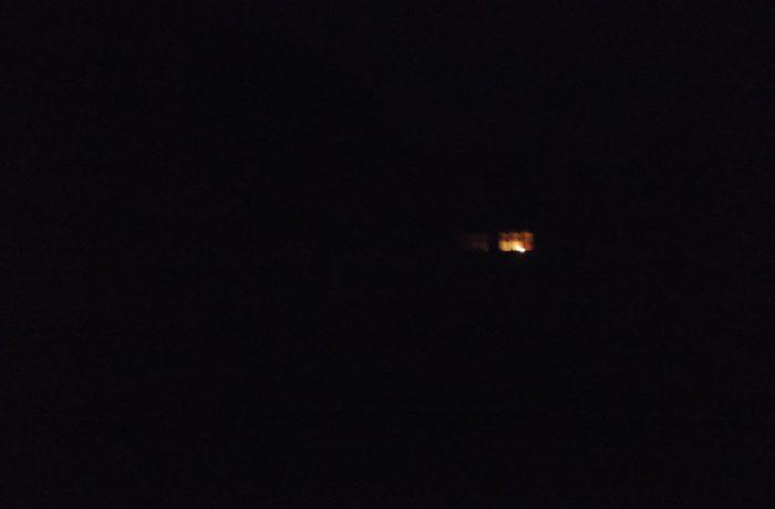 Fruitlands bei Nacht