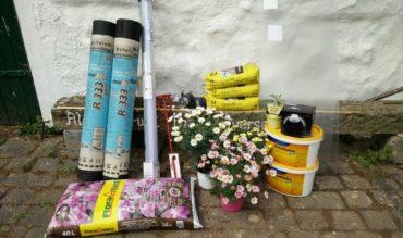 Hochzeitsgeschenke für Fruitlands, Teil 1